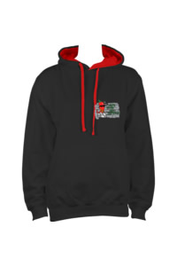 Love from the streets hoodie